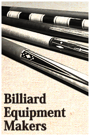 a45_billiards_equipment makers
