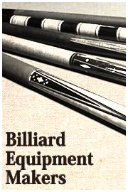 a45_billiards_equipment makers