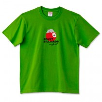 billiards Tshirt / Enjoy billiards!