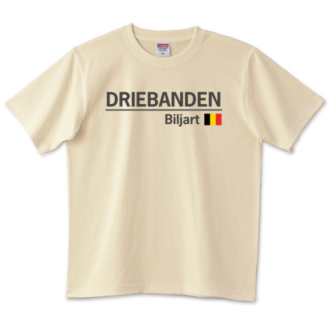 billiards Tshirt / Driebanden