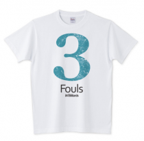 Billiards T-shirts  3Fouls!