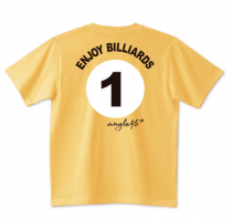 Billiards T-shirts  No.1
